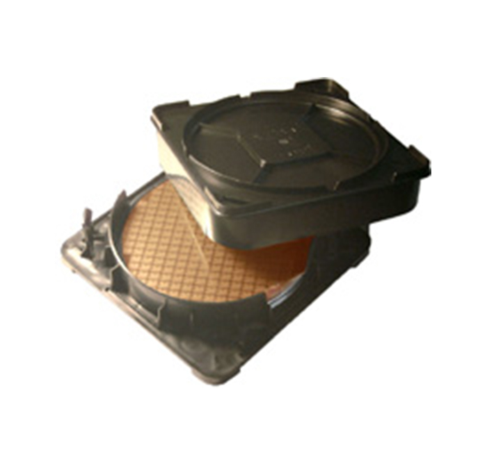 eCT Standard Wafer Canisters
