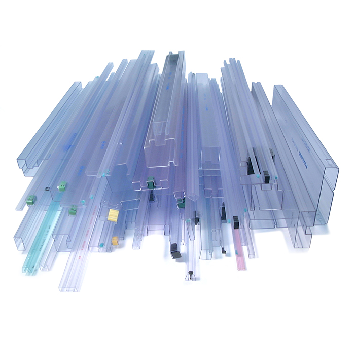 IC Shipping Tubes